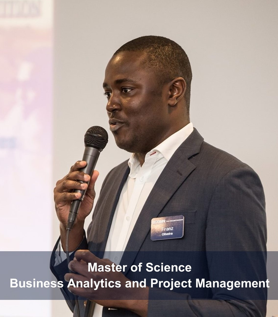 Master of Science in Business Analytics and Project Management
